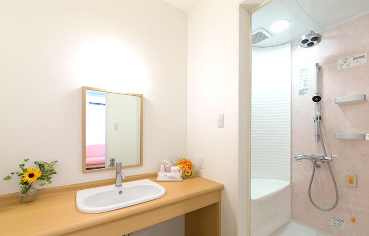 特別室シャワールーム